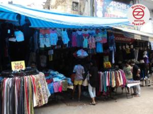 Nearest Metro Station To Sarojini Nagar Market