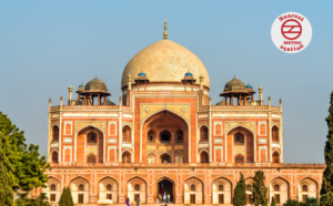 humayun tomb near metro station