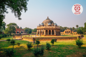 humayun tomb nearby metro station
