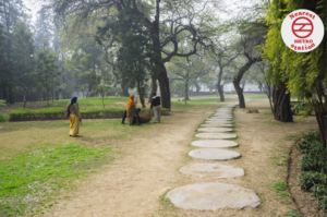 lodhi garden nearby metro station