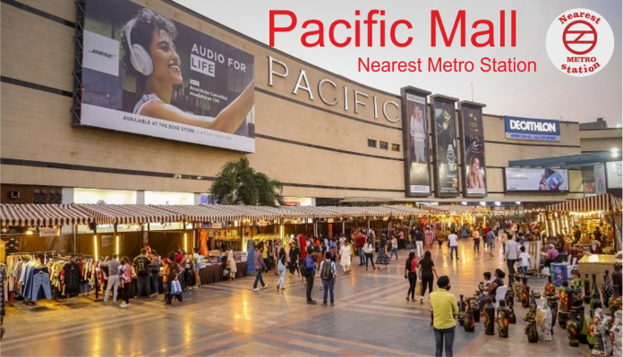 Pacific Mall Nearest Metro Station