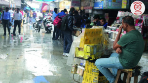 Nearest Metro Station To Gaffar Market