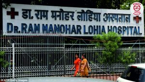 ram manohar lohia hospital near metro station