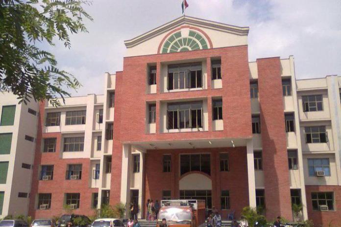 Maharaja Agrasen College du nearest metro station