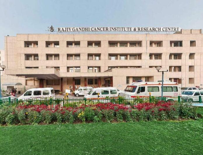 nearest metro station to Rajiv Gandhi Cancer Hospital