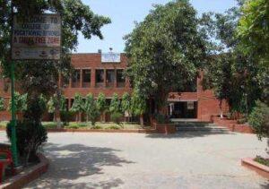 College Of Vocational Studies Sheikh Sarai