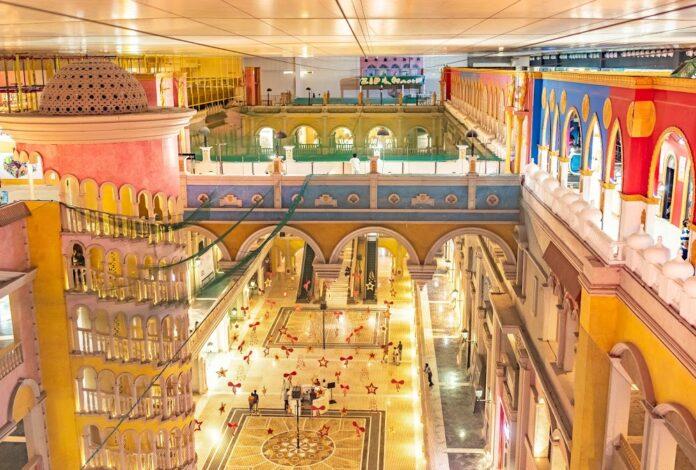 Grand Venice Mall Nearest Metro Station