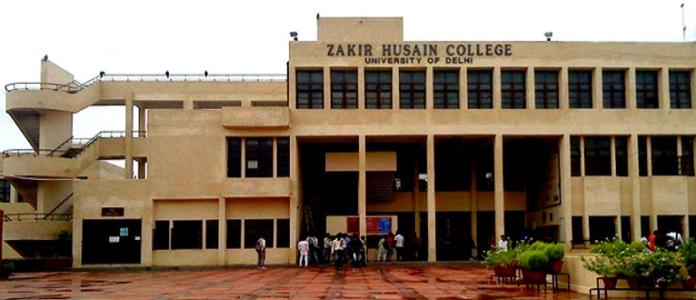 Zakir Hussain College Nearest Metro Station