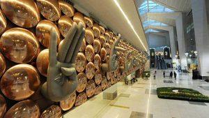 Indira Gandhi International Airport Nearest Metro Station