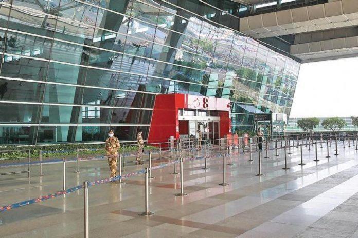 Nearest Metro Station To IGI Airport