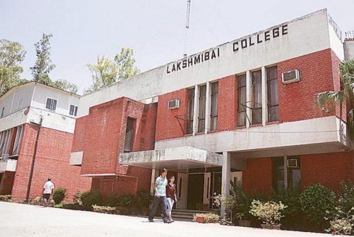 lakshmibai College Nearest Metro Station