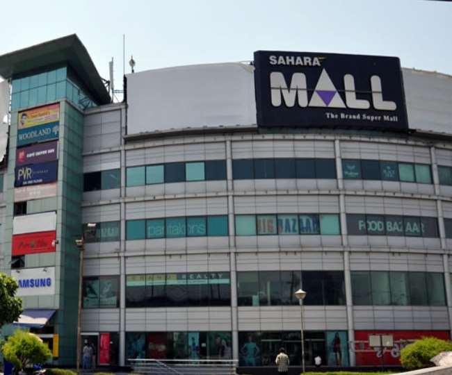 Sahara Mall Gurgaon Nearest Metro Station