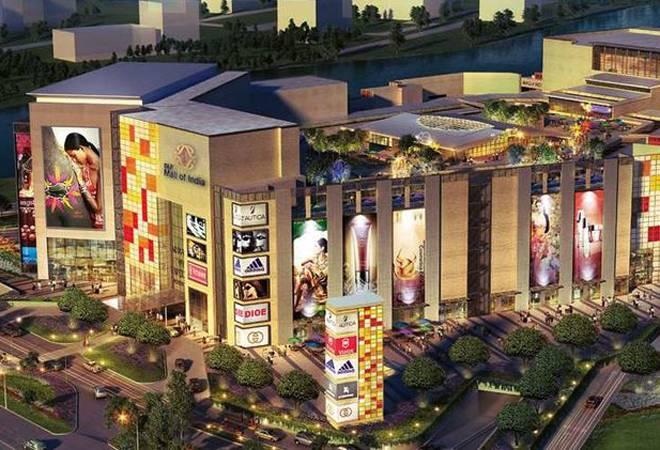 DLF Mall Noida Nearest Metro Station
