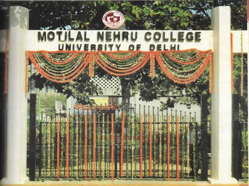 Motilal Nehru College nearest metro station