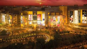 Nearest Metro Station To DLF Mall Noida